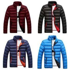 Other - Men´s Winter Warm Padded Down Jacket Ski Jacket